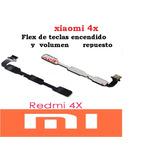 Xiaomi 4x Teclas De Encendido Y Volumen Repuesto