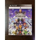 Se Vende Kingdom Hearts Hd 2.5 Remix Edición Limitada