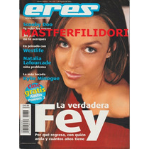 Fey Revista Eres De Agosto 2002 Thalia