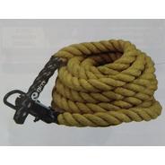 Cuerda Para Trepar 9 Mts X 1.5 Pulgadas Croosfit