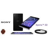 Sony Xperia Z2 D6543 Tv, 16gb 4g Pulseira Smart Band Vitrini