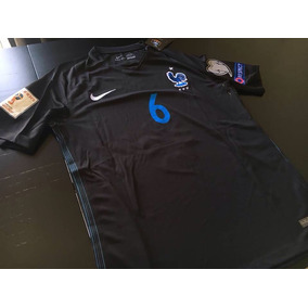 Camiseta Francia Alternativa 2017 Pogba