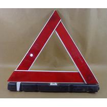 Triangulo De Segurança Para Carros Original Pesado