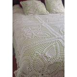 Cubrecama Tejido Crochet