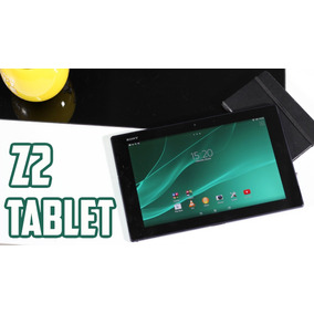 Tablet Sony Xperia Z2 Sgp551 - 4g, Android 4.4 - De Vitrine