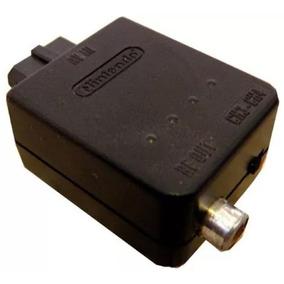 Conversor Av Rf Original Nintendo 64 / Game Cube / Snes