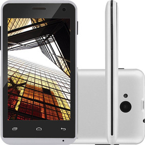 Smartphone Multilaser Ms40 Dual Chip Android Tela 4 4gb 3g