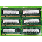 Memoria Ram Ddr2 256mb 667 Mhz Pc2 5300s 555 Hynix Laptop