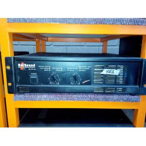 Amplificador Potencia Hotsound Hs 5.0 Sx - Cl Audio-581