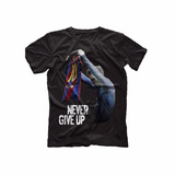 Remera De Messi Edición Never Give Up