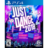Just Dance 2018 Ps4 Digital Gcp