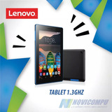 Tablet Lenovo 1.3ghz 16gb 1gb 8 Touchscreen Android 6.0