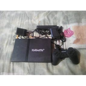 consola de videojuegos karaoto