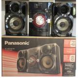 Equipo Microcomponente Panasonic