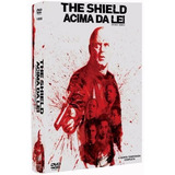 Dvd The Shield Acima Da Lei - 5ª Temporada 4 Dvds Original