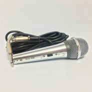 Jts Mk-636 Micrófono De Mano Dinámico Con Cable