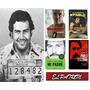 Pack De Libros Sobre Pablo Escobar El Patrón Digital 5x1