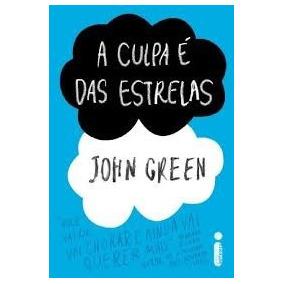 Livro Ebook- A Culpa É Das Estrelas