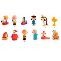 Kit Personagens Snoopy Mc Donalds 2016 Lê O Anuncio Inteiro