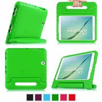 Fintie Samsung Galaxy Tab S2 9.7 Kiddie- Peso Ligero Verde