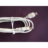 Cable Usb 2.0 A Macho - Mini B- 5 Pines Camara Mp3