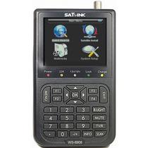 Localizador De Satelite Digital Profissional Satlink Ws-6908