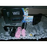 Vendo Nintendo Wii !!!excelentes Condiciones - Como Nuevo!!
