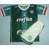 Conjunto Infantil Do Palmeiras