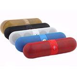Caixa De Som Beats Pill Bluetooth Usb 2.0 Celular Sd Fm