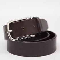 Cinturon 100% Piel Tallas Extra 30-80 Y Mas