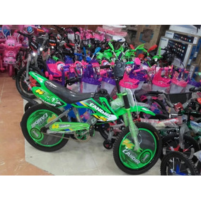 Bicicleta Para Niño R20 Tipo Cross