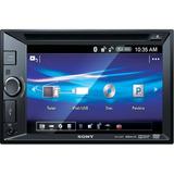 Auto Estéreo Bluetooth Sony Pantalla Xav-w650bt Dvd Iphone