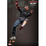 Figura Coleccionable Tony Stark Iron Man 3 Marvel Hot Toys
