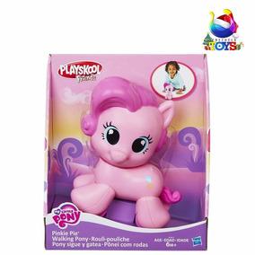 My Little Pony Sigue Y Gatea Pinkie Pie De Hasbro Nuevo 6+m
