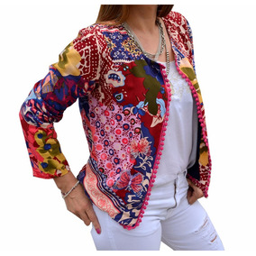 Saco Blazer Chaqueta Mujer The Big Shop