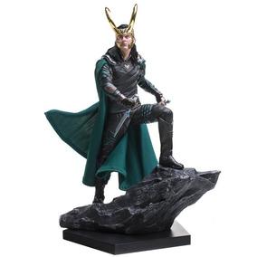 Loki 1/10 Bds - Thor: Ragnarok - Iron Studios