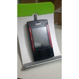 Celular Nokia X3-00 Rm-540 Bloqueado Só Vivo Usado D Vitrine