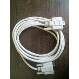 Cable Serial Db9 Hembra-hembra