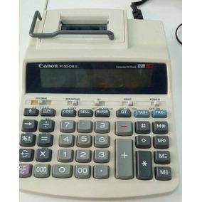 Calculadora Canon P100-dh Ii Con Impresora 12digitos