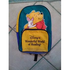 Winnie The Poo Mochila Escolar Regreso Envio Gratis Dhl