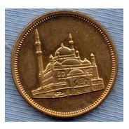 Egipto 10 Piastres 1992 * Mezquita * Republica *