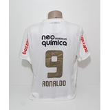 Leilão Da Camisa Do Ronaldo Fenomeno 1994 - Futebol no Mercado Livre ... c013037f36311