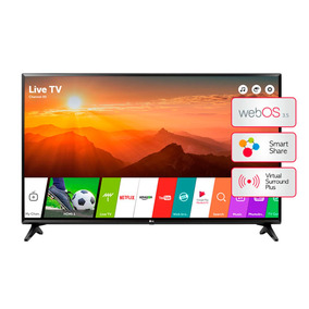 Smart Tv 49 Lg Lj5500
