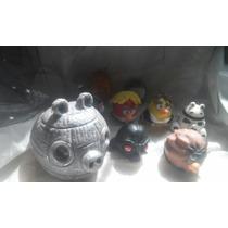 Angry Birds De Porcelana Fría