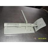 Trinco Com Mola E Batente Para Porta De Brete Bovino 220mm