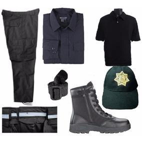 Uniformes Comando De Policia Con Teflon