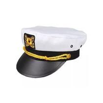Gorra De Capitán, Rhode Island. Yate. Xl Boris Vian. Rosario