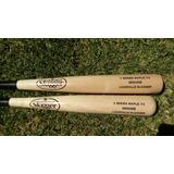 Bate Beisbol Maple 33 Y 34 Pulgadas