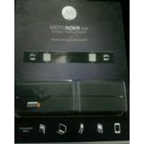 Caixa De Som Portátil Motorokr Eq3 Stereo