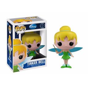 Tinkerbell Funko Pop Disney Campanita Peter Pan Hada #10 Msi
